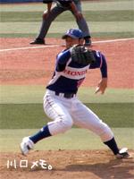田中健太郎投手