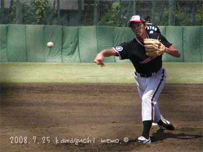 佐藤大士投手
