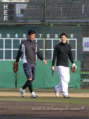 西郷さんと三垣さん