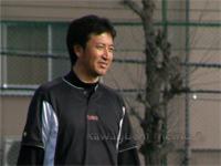 西郷泰之選手