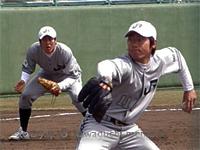 鈴木康仁投手