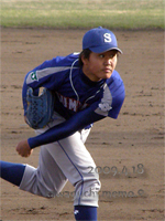 ユキオ投手