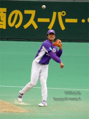 佐藤ツギオ選手