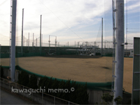 JR東日本グラウンド