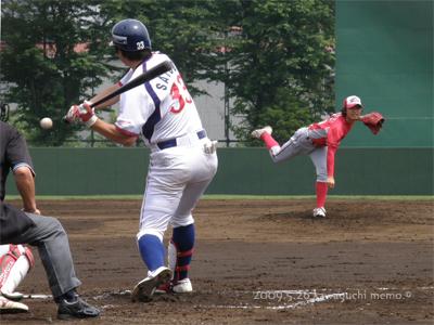 西郷vs川尻