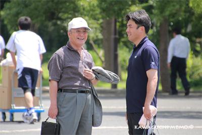 富田さんと安田さん