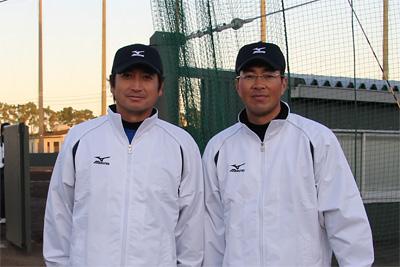 西郷さんと梶山さん