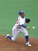 齋藤康投手