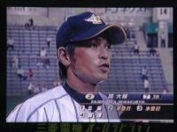 関大輔選手のヒーローインタビュー