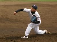 前田卓投手