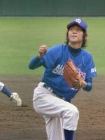 小松朋宏投手